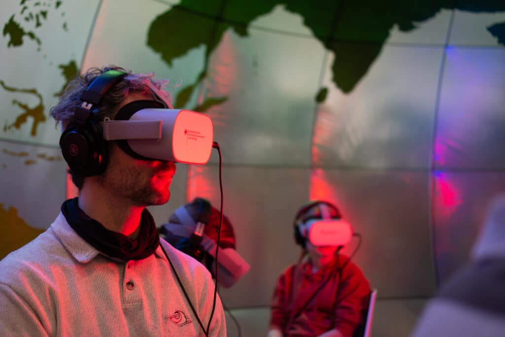 Virtual Reality auf Messen - Vorteile und Nachteile