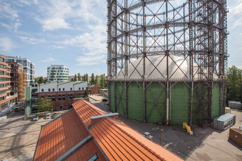 Garamantis opens new showroom on EUREF campus in Berlin