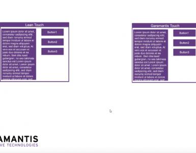 Multitouch-Gesten mit Lean Touch für Unity – Usability Optimierungen