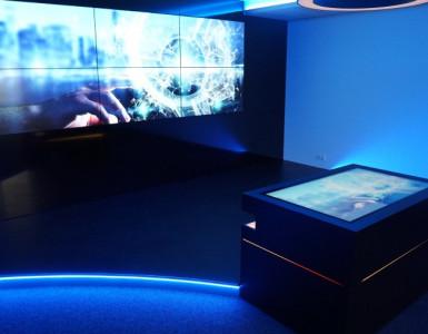 Interaktiver Showroom – So beeindrucken Sie Ihre Besucher