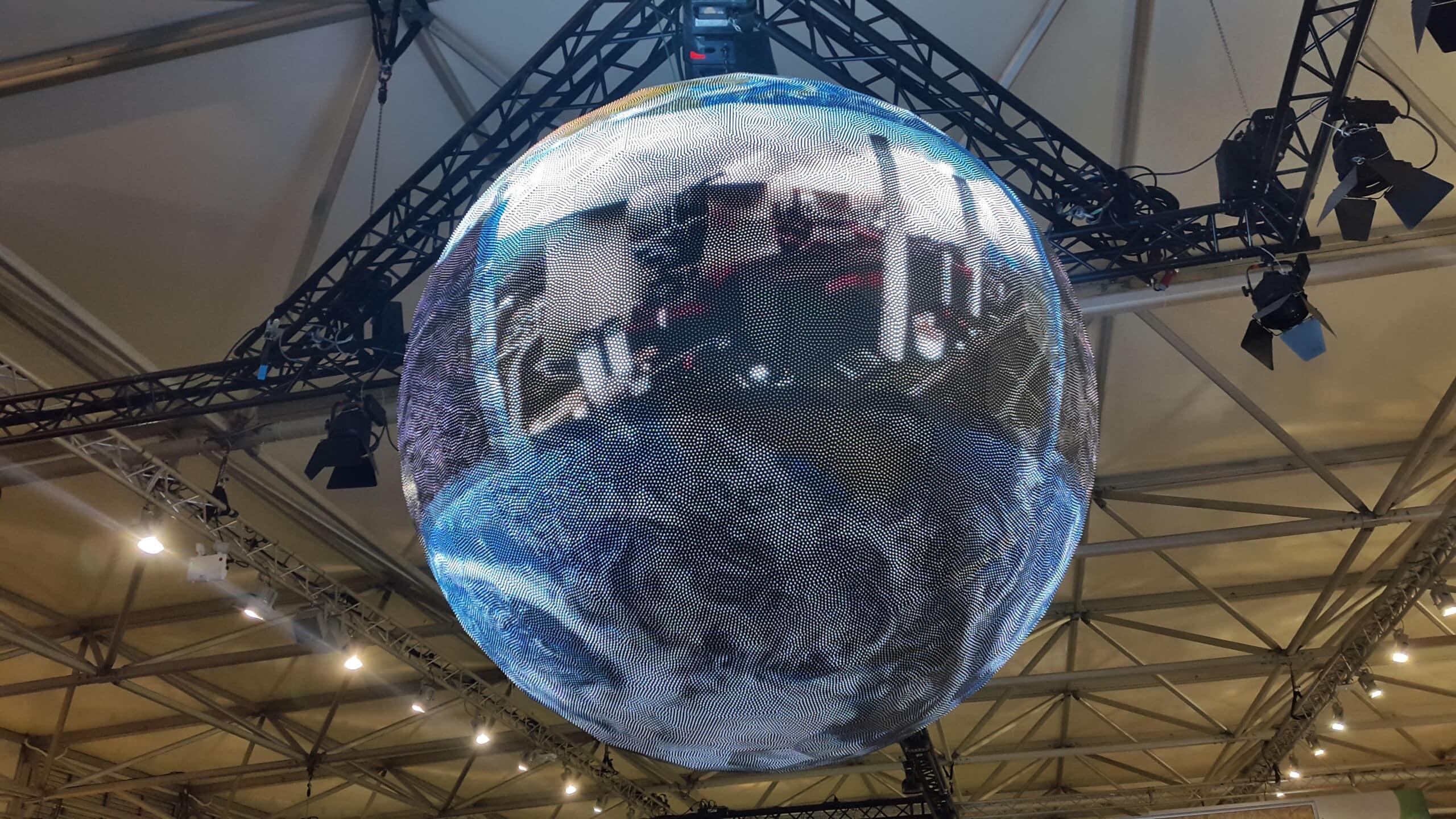 Deutscher Pavillon auf der Klimakonferenz COP23 in Bonn