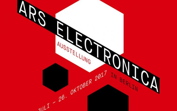 Ars Electronica Ausstellung Drive