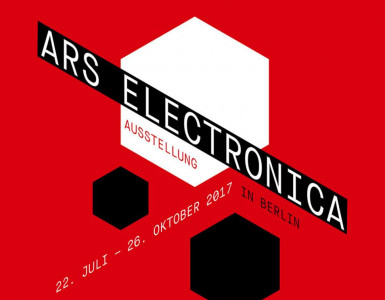 Ars Electronica Ausstellung Drive