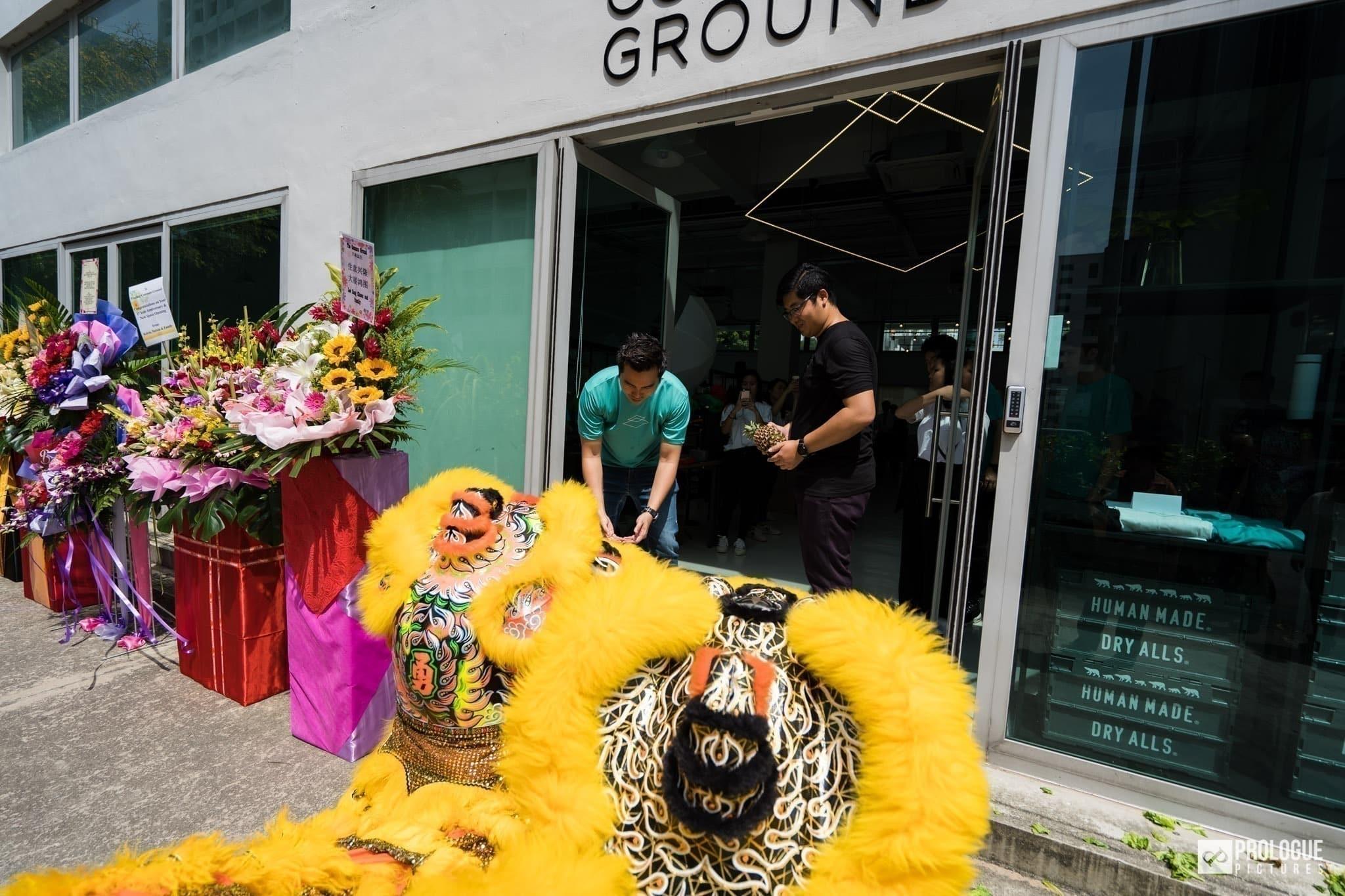 Garamantis startet in Singapur