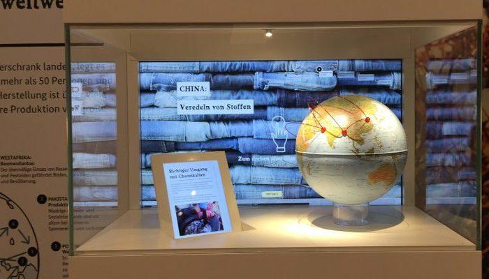 interactive showcase G20 Conference Berlin