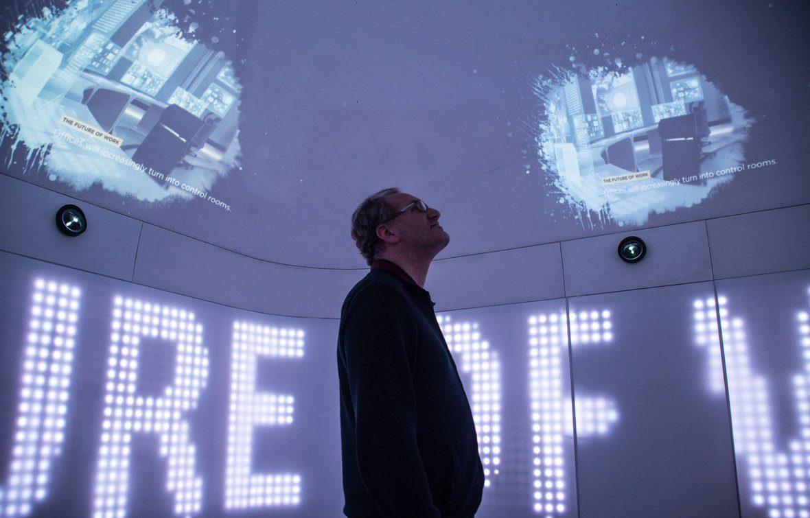 Weltmuseum Wien interaktive Ausstellung
