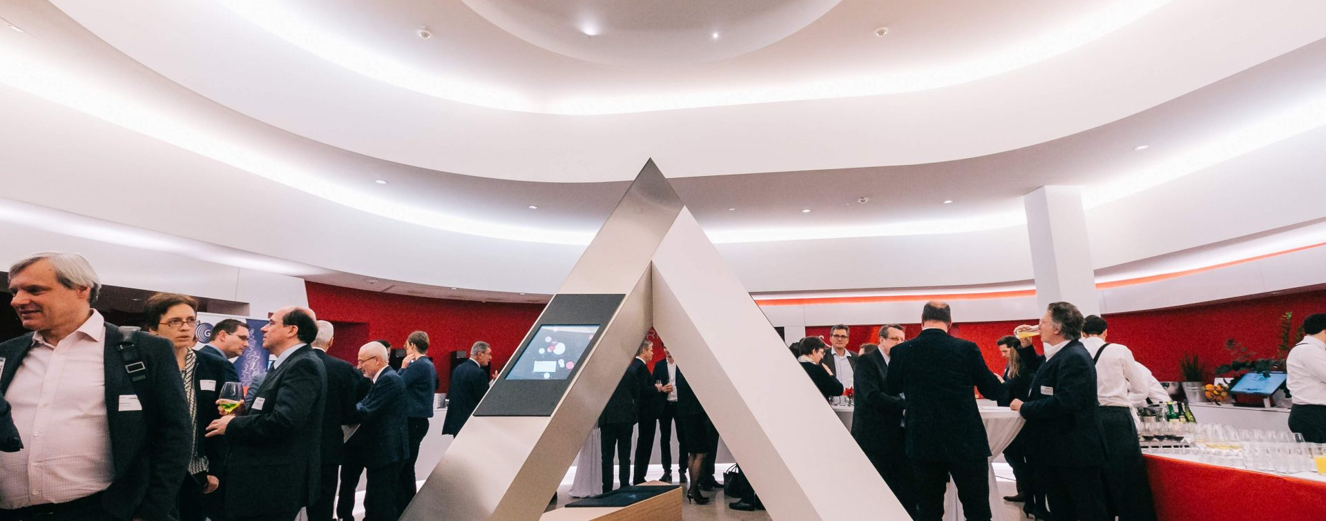 Austrian Standards Headquarters interactive exhibition