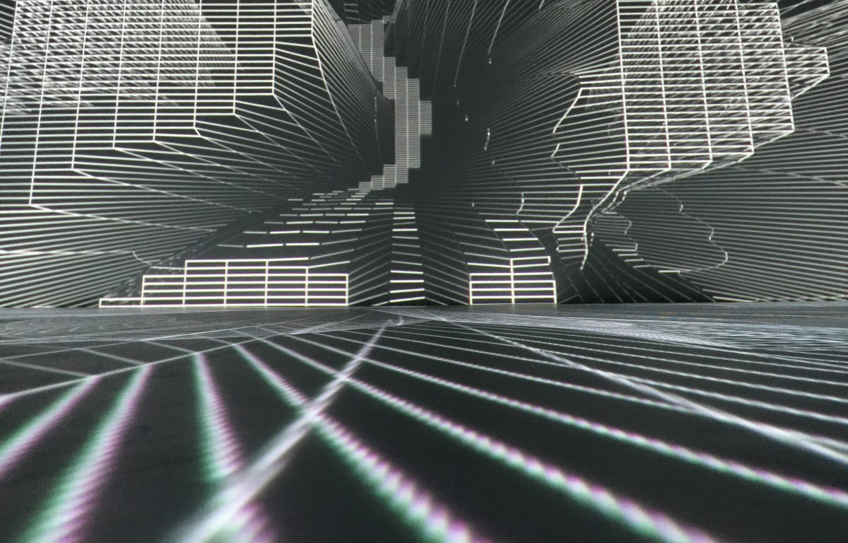 Interactive projections in the