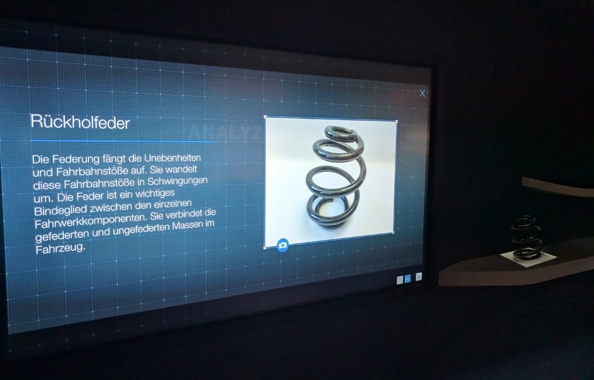 voestalpine Industry 4.0 - Multitouch Monitor