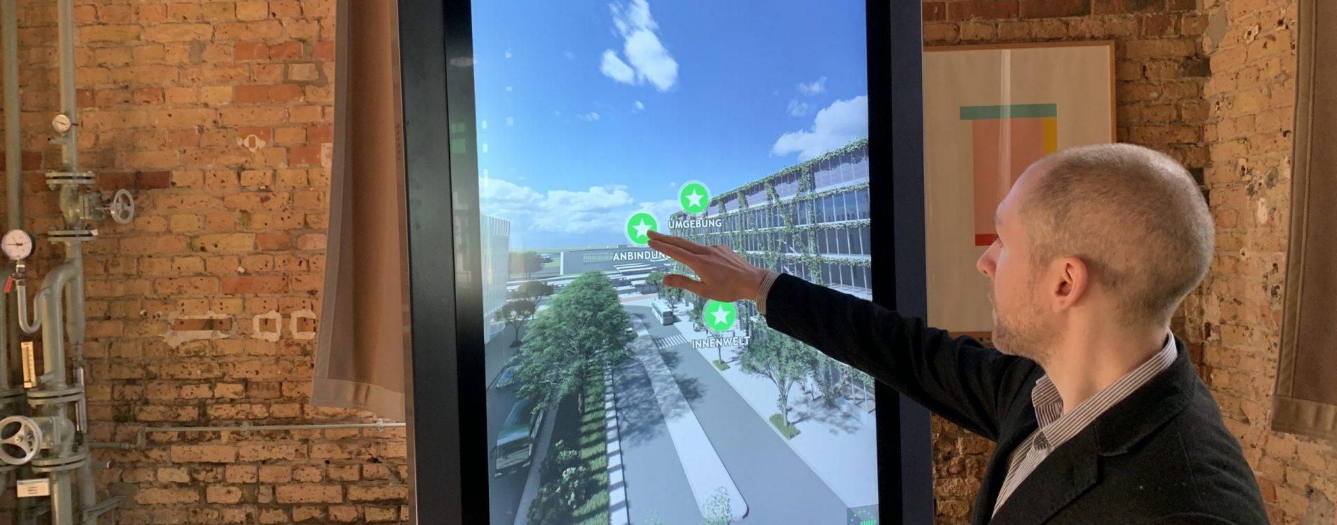 Präsentieren Sie Ihr Projekt innovativ in 360-Grad