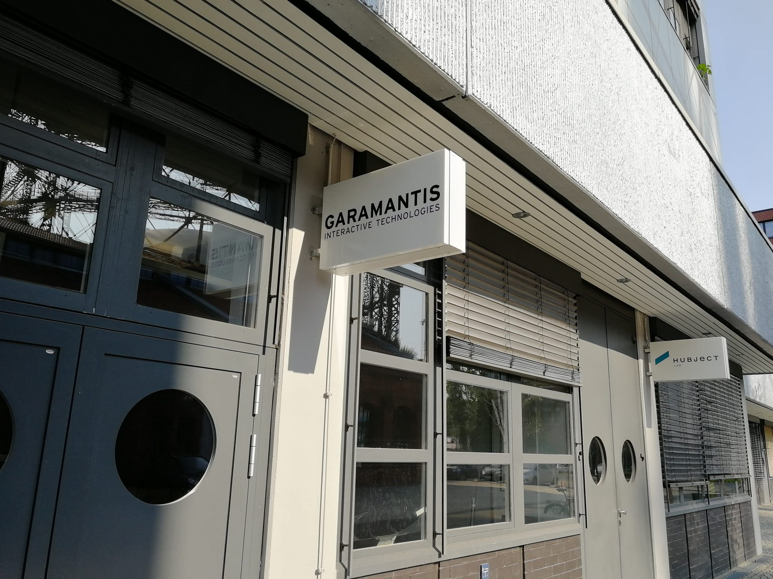 Garamantis EUREF-Campus Berlin