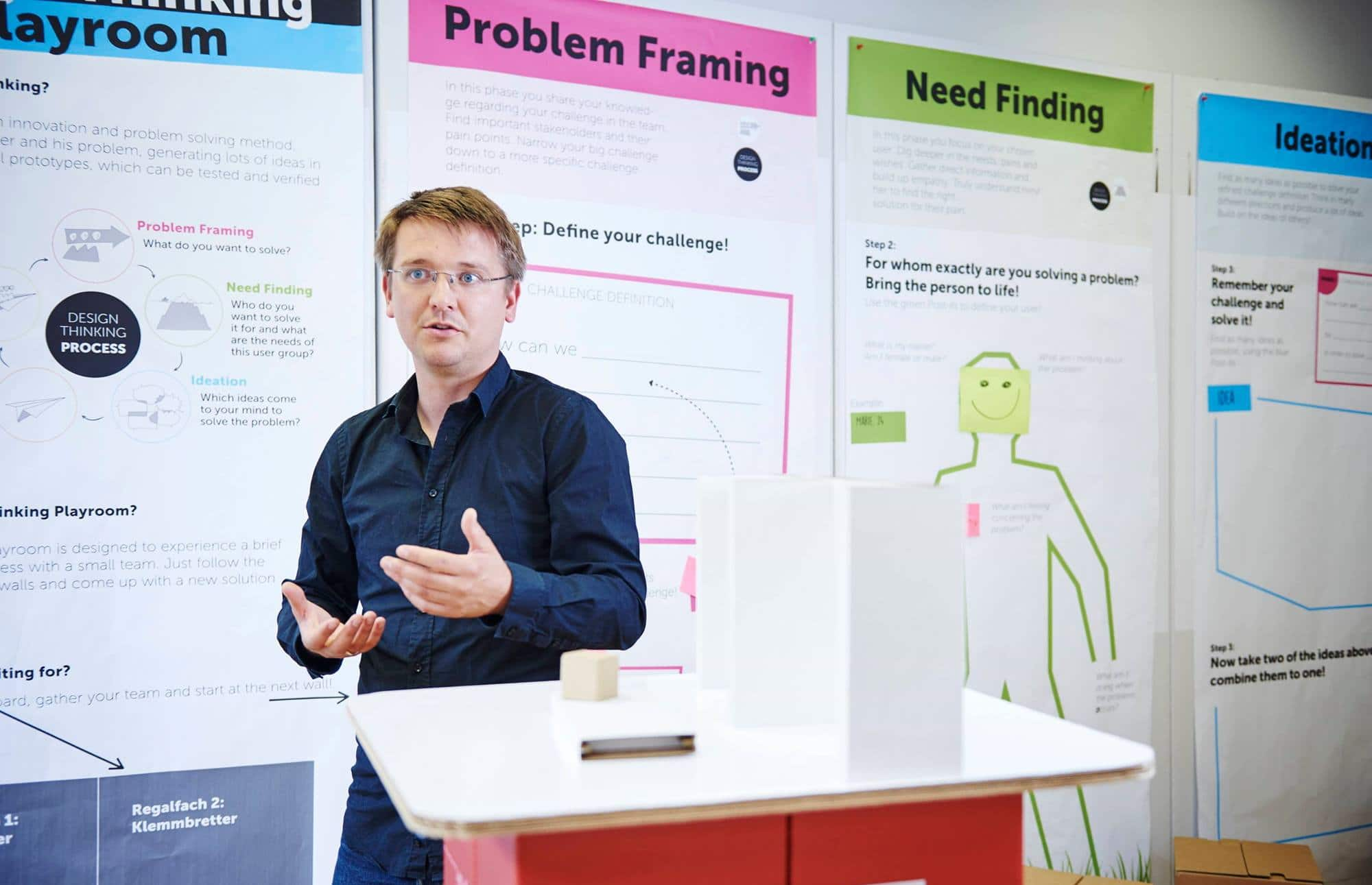 Trendworkshop mit Norbert Hillinger