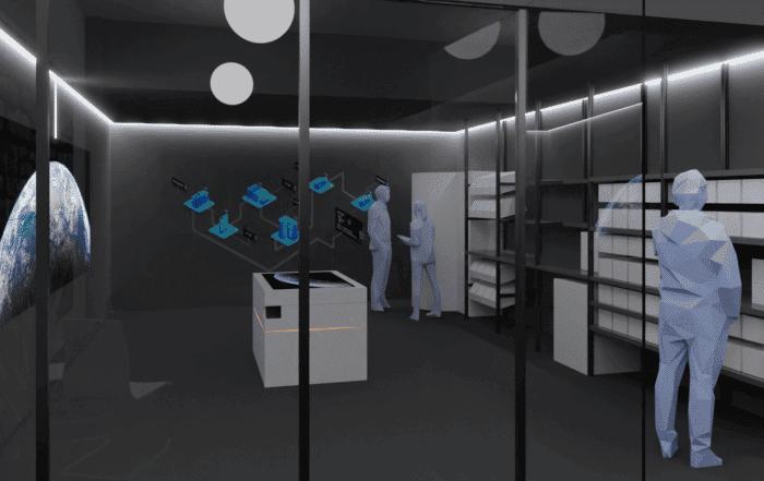Erfolgsfaktoren interaktiver Showroom
