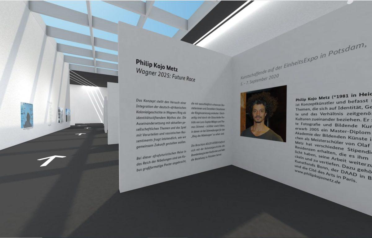 Virtuelle Ausstellung zum Tag der Deutschen Einheit
