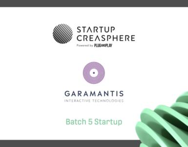 Garamantis is part of the Startup Creasphere