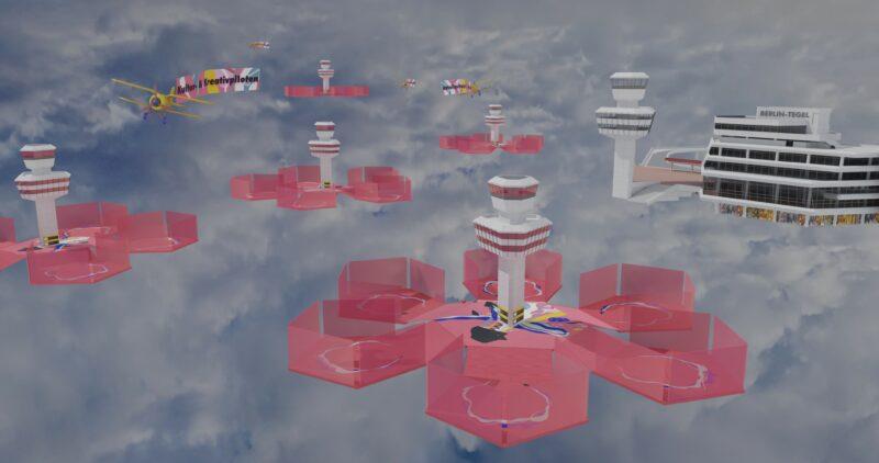 Virtuelle Umgebungen - digitale Geschäftsmodelle