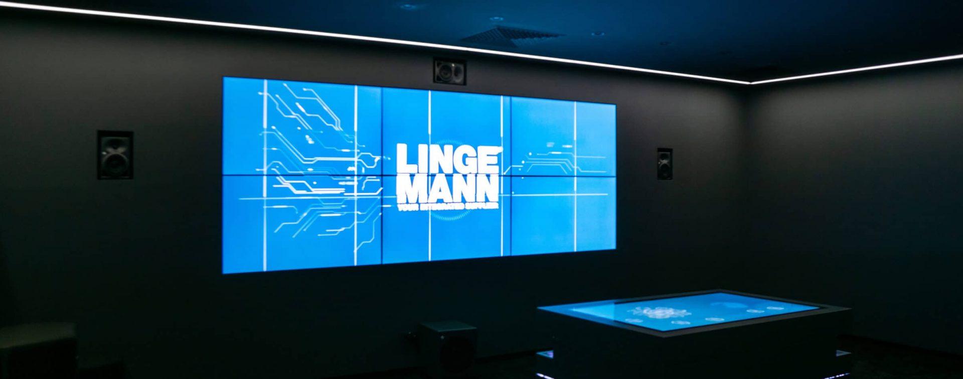 Interaktiver Showroom Lingemann