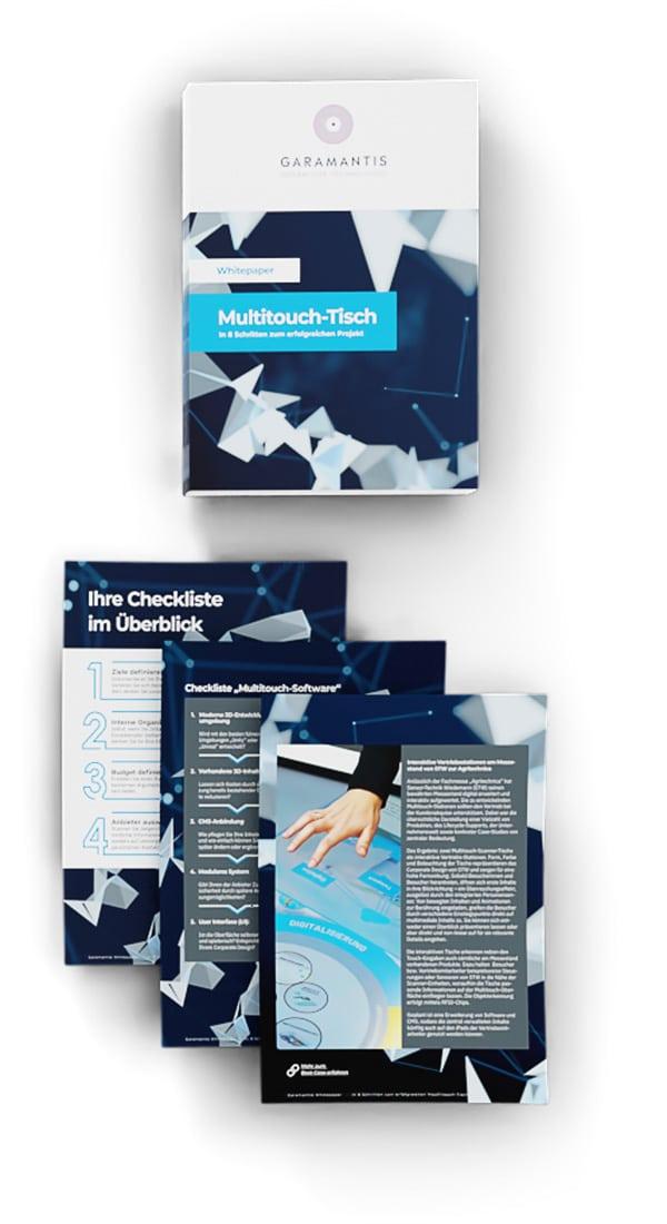 Multitouch-Tisch Projekt Whitepaper Download